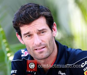 Mark Webber - Singapore Formula One Grand Prix at Marina Bay Street Circuit - Singapore - Friday 20th September 2013