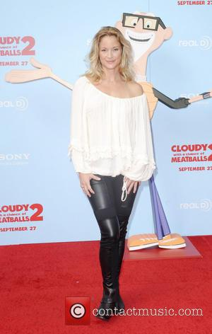 Teri Polo - Los Angeles premiere of 'Cloudy With A Chance Of Meatballs 2' at Regency Village Theatre - Arrivals...