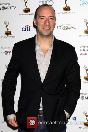 Tony Hale - Emmys Performers Nominee Reception - West Hollywood, CA, United States - Saturday 21st September 2013