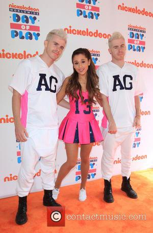 Ariana Grande - Nickelodeon's 10th Annual 'Worldwide Day of Play' held at Brooklyn's Prospect Park - Brooklyn, New York, United...
