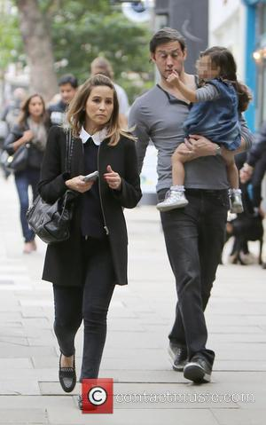 Rachel Stevens and Alex Bourne