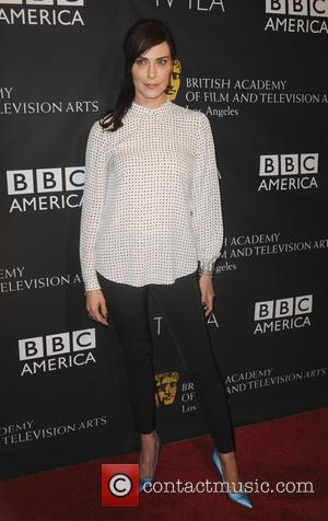 Michelle Forbes - BAFTA Los Angeles TV Tea 2013, presented by BBC America & Audi held at SLS Hotel -...