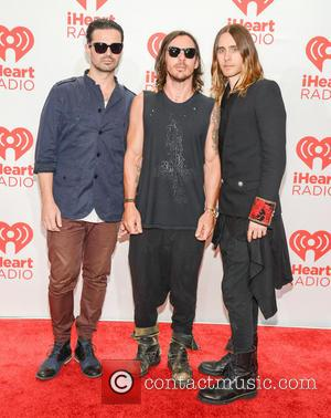30 Seconds To Mars - iHeartRadio Music Festival - Las Vegas, NV, United States - Saturday 21st September 2013