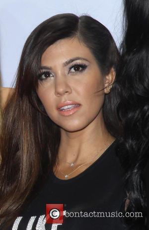 Kourtney Kardashian - iHeartRadio Music Festival