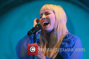 Natasha Bedingfield - Concert in Aid of 'Peace One Day' concert at the Peace Palace - The Hague, Netherlands -...