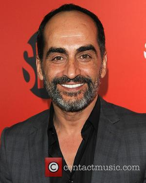 Navid Negahban - 2013 Showtime Emmy Eve Soiree - Arrivals - Los Angeles, California, United States - Saturday 21st September...