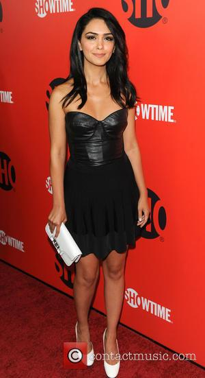 Nazanin Boniadi - 2013 Showtime Emmy Eve Soiree - Arrivals - Los Angeles, California, United States - Saturday 21st September...