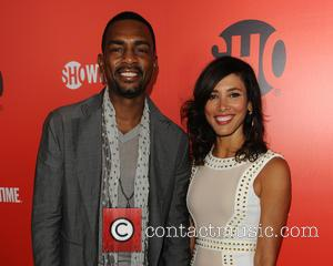 Bill Bellamy and Kristen Baker - 2013 Showtime Emmy Eve Soiree - Arrivals - Hollywood, CA, United States - Saturday...