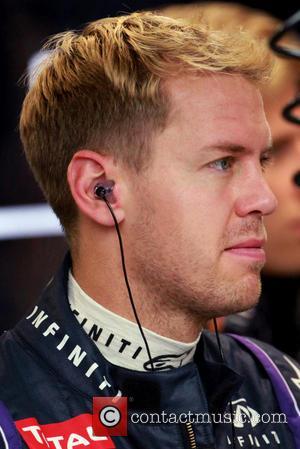 Sebastian Vettel - Singapore Formula One Grand Prix at Marina Bay Street Circuit - Singapore - Saturday 21st September 2013