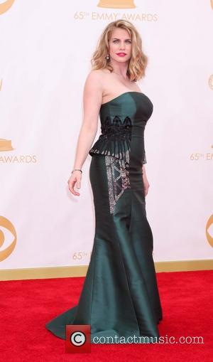 Anna Chlumsky - 65th Annual Primetime Emmy Awards held at Nokia Theatre L.A. Live - Los Angeles, California, United States...