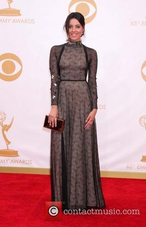 Aubrey Plaza - 65th Annual Primetime Emmy Awards held at Nokia Theatre L.A. Live - Los Angeles, CA, United States...