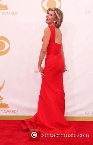 Christine Baranski - 65th Annual Primetime Emmy Awards held at Nokia Theatre L.A. Live - Los Angeles, CA, United States...