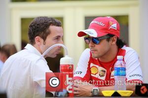 Felipe Massa - Singapore Formula One Grand Prix at Marina Bay Street Circuit - Singapore, SINGAPUR, Singapore - Sunday 22nd...
