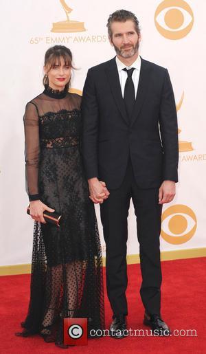 Amanda Peet - 65th Annual Primetime Emmy Awards held at Nokia Theatre L.A. Live - Arrivals - Los Angeles, California,...