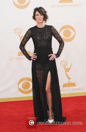Lena Headey - 65th Annual Primetime Emmy Awards held at Nokia Theatre L.A. Live - Arrivals - Los Angeles, California,...