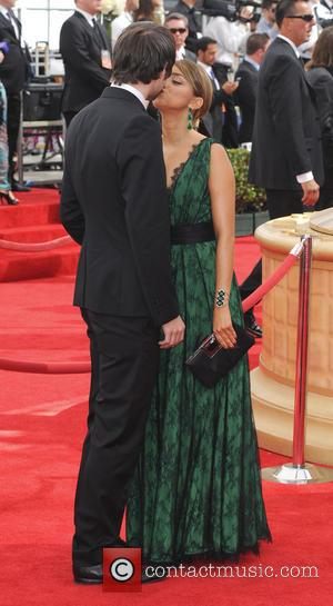 Matt Prokop and Sarah Hyland - 65th Annual Primetime Emmy Awards held at Nokia Theatre L.A. Live - Arrivals -...