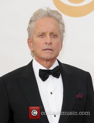 Michael Douglas - 65th Annual Primetime Emmy Awards