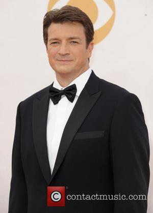 Nathan Fillion - 65th Annual Primetime Emmy Awards held at Nokia Theatre L.A. Live - Arrivals - Los Angeles, California,...