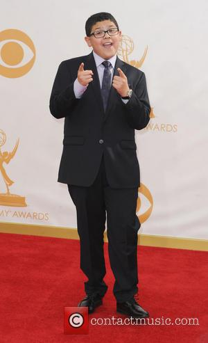 Rico Rodriguez - 65th Annual Primetime Emmy Awards held at Nokia Theatre L.A. Live - Arrivals - Los Angeles, California,...