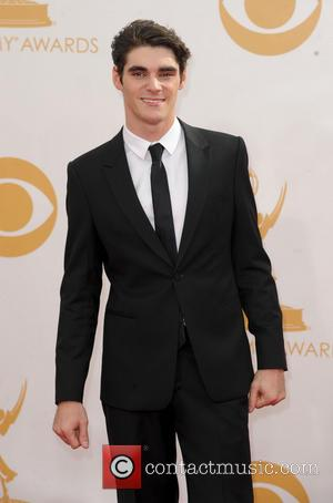 RJ Mitte - 65th Annual Primetime Emmy Awards held at Nokia Theatre L.A. Live - Arrivals - Los Angeles, California,...