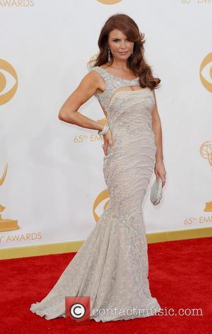 Roma Downey - 65th Annual Primetime Emmy Awards held at Nokia Theatre L.A. Live - Arrivals - Los Angeles, California,...