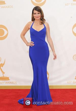 Tina Fey - 65th Annual Primetime Emmy Awards held at Nokia Theatre L.A. Live - Arrivals - Los Angeles, California,...