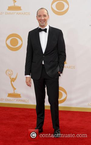 Tony Hale - 65th Annual Primetime Emmy Awards held at Nokia Theatre L.A. Live - Arrivals - Los Angeles, California,...