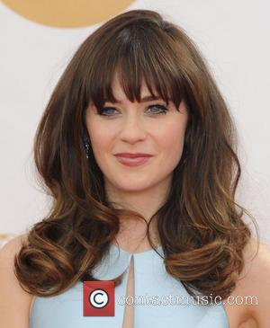 Zooey Deschanel - 65th Annual Primetime Emmy Awards held at Nokia Theatre L.A. Live - Arrivals - Los Angeles, California,...