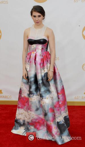Zosia Mamet - 65th Annual Primetime Emmy Awards held at Nokia Theatre L.A. Live - Arrivals - Los Angeles, California,...