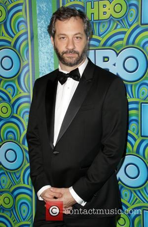 Judd Apatow - HBO's Annual Primetime Emmy Awards Post Award Reception at The Plaza at the Pacific Design Center -...