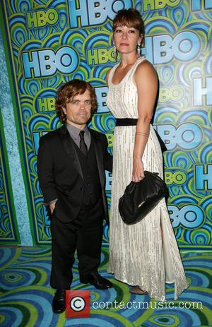 Peter Dinklage and Erica Schmidt - HBO's Annual Primetime Emmy Awards Post Award Reception at The Plaza at the Pacific...