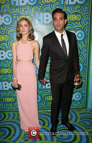 Rose Byrne and Bobby Cannavale - HBO's Annual Primetime Emmy Awards Post Award Reception at The Plaza at the Pacific...