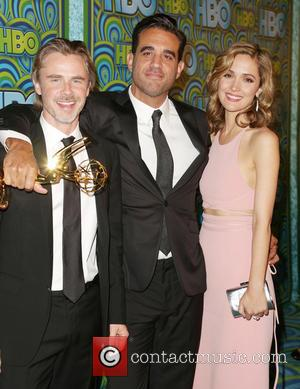 Sam Trammell, Bobby Cannavale and Rose Byrne