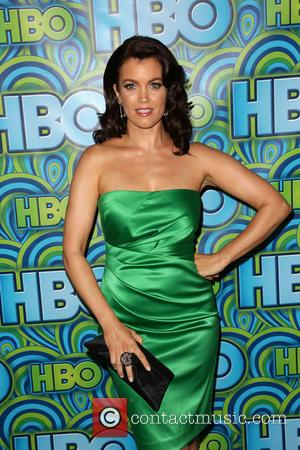 Bellamy Young - Celebrities attend HBO's Annual Primetime Emmy Awards Post Award Reception at The Plaza at the Pacific Design...