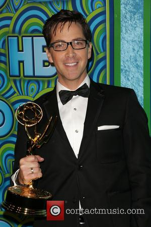 Dan Bucatinsky - Celebrities attend HBO's Annual Primetime Emmy Awards Post Award Reception at The Plaza at the Pacific Design...