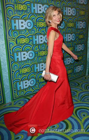 Christine Baranski - HBO's Annual Primetime Emmy Awards Post Award...