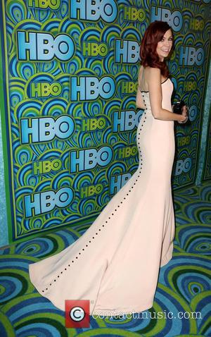 Carrie Preston - HBO's Annual Primetime Emmy Awards Post Award Reception at The Plaza at the Pacific Design Center -...