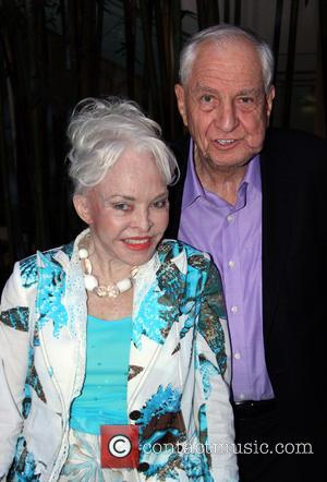 Garry Marshall and Lois Aldrin