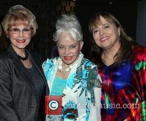 Karen Sharpe Kramer and Lois Aldrin