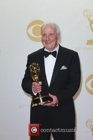 Jerry Weintraub - 65th Annual Primetime Emmy Awards - Press Room - Los Angeles, CA, United States - Monday 23rd...