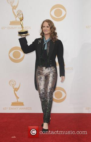 Melissa Leo - 65th Annual Primetime Emmy Awards - Press Room - Los Angeles, CA, United States - Monday 23rd...