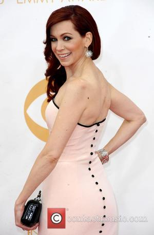 Carrie Preston - 65th Annual Primetime Emmy Awards held at Nokia Theatre L.A. Live - Arrivals - Los Angeles, California,...