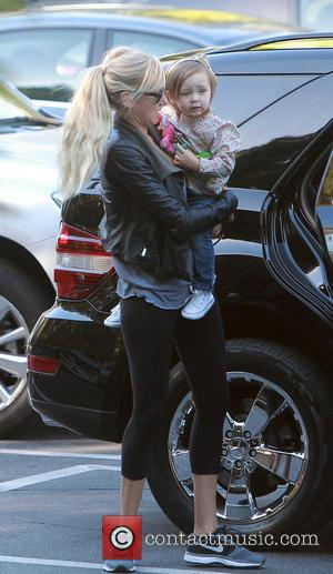 Kimberly Stewart and Delilah Del Toro - Kimberly Stewart and daughter Delilah Del Toro out and about in Los Angeles...