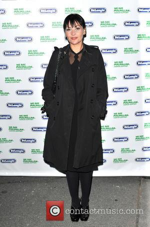 Pearl Lowe - Macmillan De'Longhi Art Auction held at the Royal College of Art - Arrivals. - London, United Kingdom...