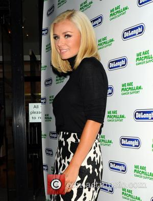 Katherine Jenkins - Macmillan De'Longhi Art auction 2013 at Royal College of Arts - Departures - London, United Kingdom -...