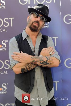 Dave Stewart - Dave Stewart attends a press conference for 'Ghost' the musical at the Barclays teatro Nazionale in Milan...