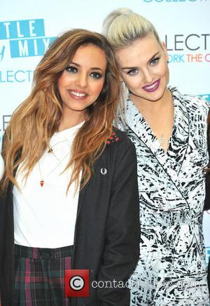 Perrie Edwards' Little Mix Bandmates Will Be Her Bridesmaids