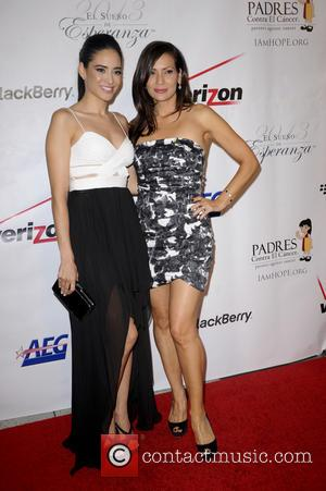 Edy Ganem and Constance Marie