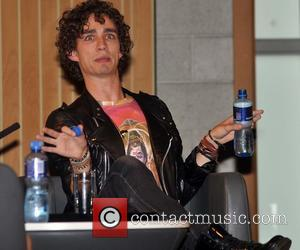 Robert Sheehan - Actor Robert Sheehan received an Honorary fellowship of the L&H society at UCD after doing a Q&A...