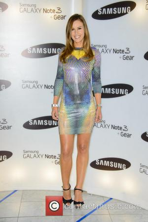 Charlie Webster - Samsung Galaxy Gear and Galaxy Note 3 UK launch held at the Hotel ME - Arrivals. -...